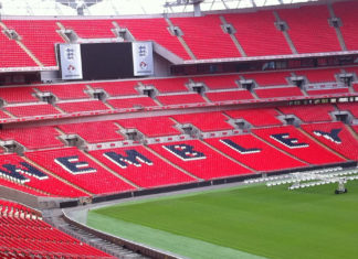 England - Wembley