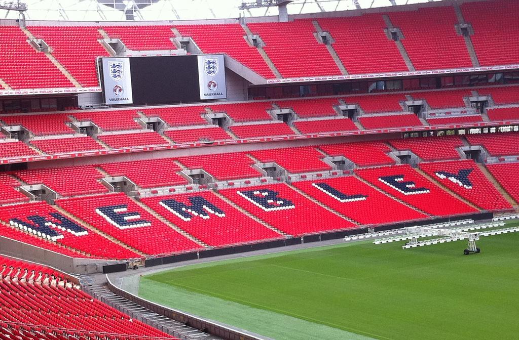 England - Wembley